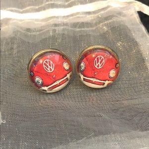 VW Bus Earrings